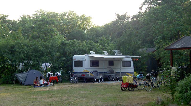 Campingpladsen – med plads til dig